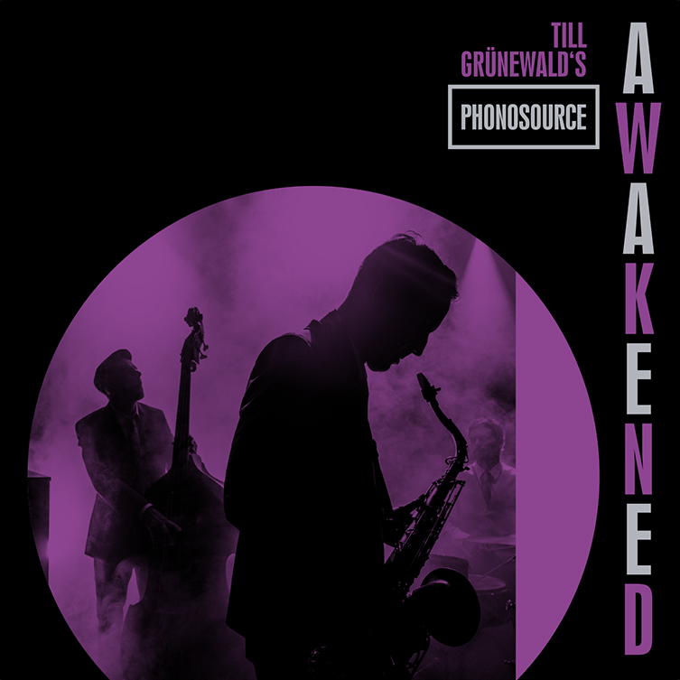 Till Grünewald's Phonosource Awakened Album Artwork