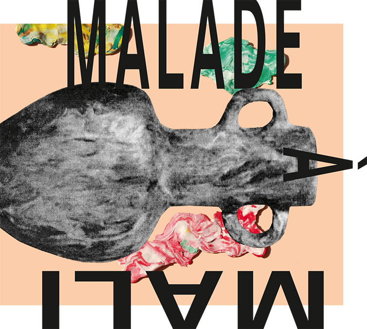U.K. Trio Malade À Mali Album Artwork