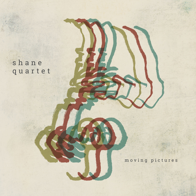 Shane Quartet Moving Pictures Cover